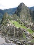 Peru Macchu Picchu Royaltyfria Bilder