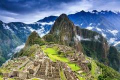 Peru machu picchu zdjęcie stock