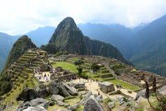 Peru - Machu Picchu Royaltyfri Fotografi
