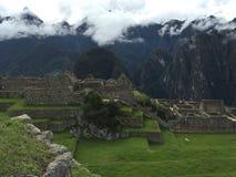 Peru - Machu Picchu Royalty-vrije Stock Afbeeldingen