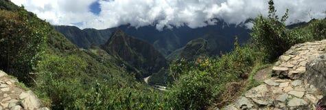 Peru - Machu Picchu Royalty-vrije Stock Fotografie