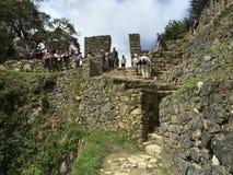 Peru - Machu Picchu Stock Afbeeldingen