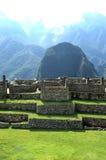 Peru machu picchu Zdjęcia Stock