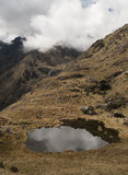 Peru mountain Stock Images