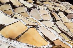 Peru, Salinas de Maras, Pre Inca traditional salt mine (salinas). Peru, Salinas de Maras, Pre Inca traditional salt mine (salinas royalty free stock image