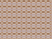 Peru. A soft textile pattern that suggests warmth, it is a combination between browns and tan tones Royalty Free Stock Images
