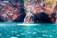 Peru,South America, coast at Paracas National Reservation, Peruvian Galapagos. Stock Photography