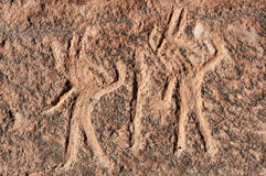 Peru, Toro Muerto Petroglyphs Stock Photo