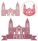 Peru Royalty Free Stock Photos