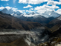 Peruanische Anden #10 Lizenzfreies Stockbild