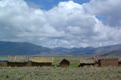Peruanische Pampas Lizenzfreie Stockfotos