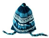 Peruanischer Hut Stockfoto
