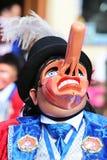 Peruansk fiesta Royaltyfria Bilder