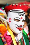 Peruansk fiesta Arkivfoton