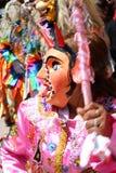 Peruansk fiesta Royaltyfri Foto