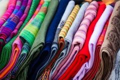 Peruanska scarvessjalar Arkivbild