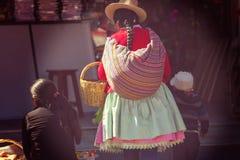 Peruanskt folk Royaltyfria Foton