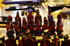 Peruanskt schack 2 Arkivfoton