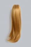 Peruca do cabelo Fotografia de Stock