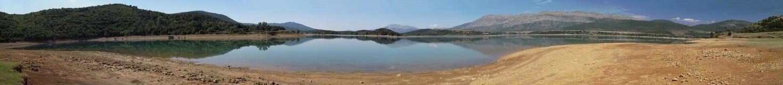 Perucko lake Royalty Free Stock Photography