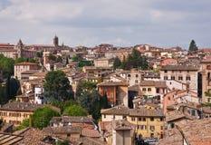 Perugia Fotografie Stock Libere da Diritti
