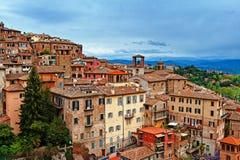 Perugia Lizenzfreies Stockfoto