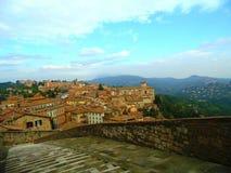 Perugia Immagine Stock Libera da Diritti