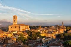 Perugia Fotografering för Bildbyråer
