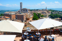 Perugia Città Vecchia Immagine Stock Libera da Diritti