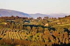 Perugia, Italien Stockbild