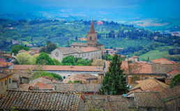 Perugia, Italien Lizenzfreies Stockfoto