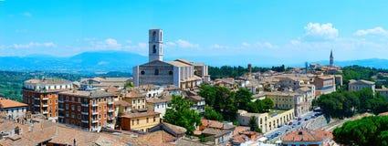 Perugia , Italy Stock Image