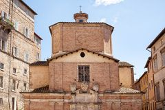 Perugia Italy Stock Photography
