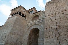 Perugia, Umbrië Stock Afbeelding