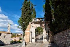 Perugia Umbria Royaltyfria Foton