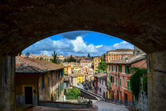 Perugia, Umbria Italy Royalty Free Stock Photo