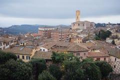 Perugia, Umbrien - Italien Lizenzfreie Stockfotografie