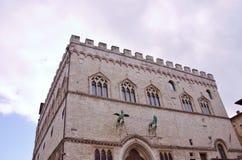 Perugia w Tuscany w Włochy Fotografia Stock