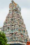 perumal ναός srinivasa sri Σινγκαπούρης Στοκ Εικόνα