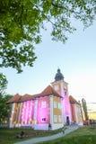 Perunfest festival at Lukavec Castle Stock Photo