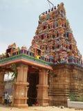 Perurtempel in Coimbatore stock afbeelding