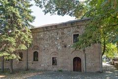 PERUSHTITSA, ΒΟΥΛΓΑΡΙΑ - 4 ΣΕΠΤΕΜΒΡΊΟΥ 2016: Αρχάγγελος Michael, Perushtitsa, Βουλγαρία του ST μνημείων εκκλησιών Στοκ Φωτογραφίες