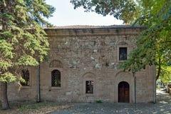 PERUSHTITSA, ΒΟΥΛΓΑΡΙΑ - 4 ΣΕΠΤΕΜΒΡΊΟΥ 2016: Αρχάγγελος Michael, Perushtitsa, Βουλγαρία του ST μνημείων εκκλησιών Στοκ Εικόνες
