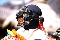 Peruviaans festival royalty-vrije stock foto