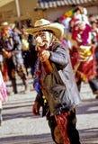 Peruviaans festival stock afbeeldingen