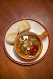 Peruviaanse braadpan stock fotografie