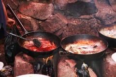 peruvian еды стоковое фото