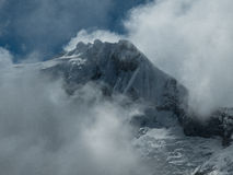 Peruvian Andes #9 Royalty Free Stock Images