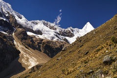 Peruvian Andes Royalty Free Stock Image