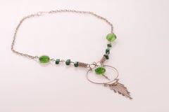 Peruvian Beaded Necklace Stock Photo